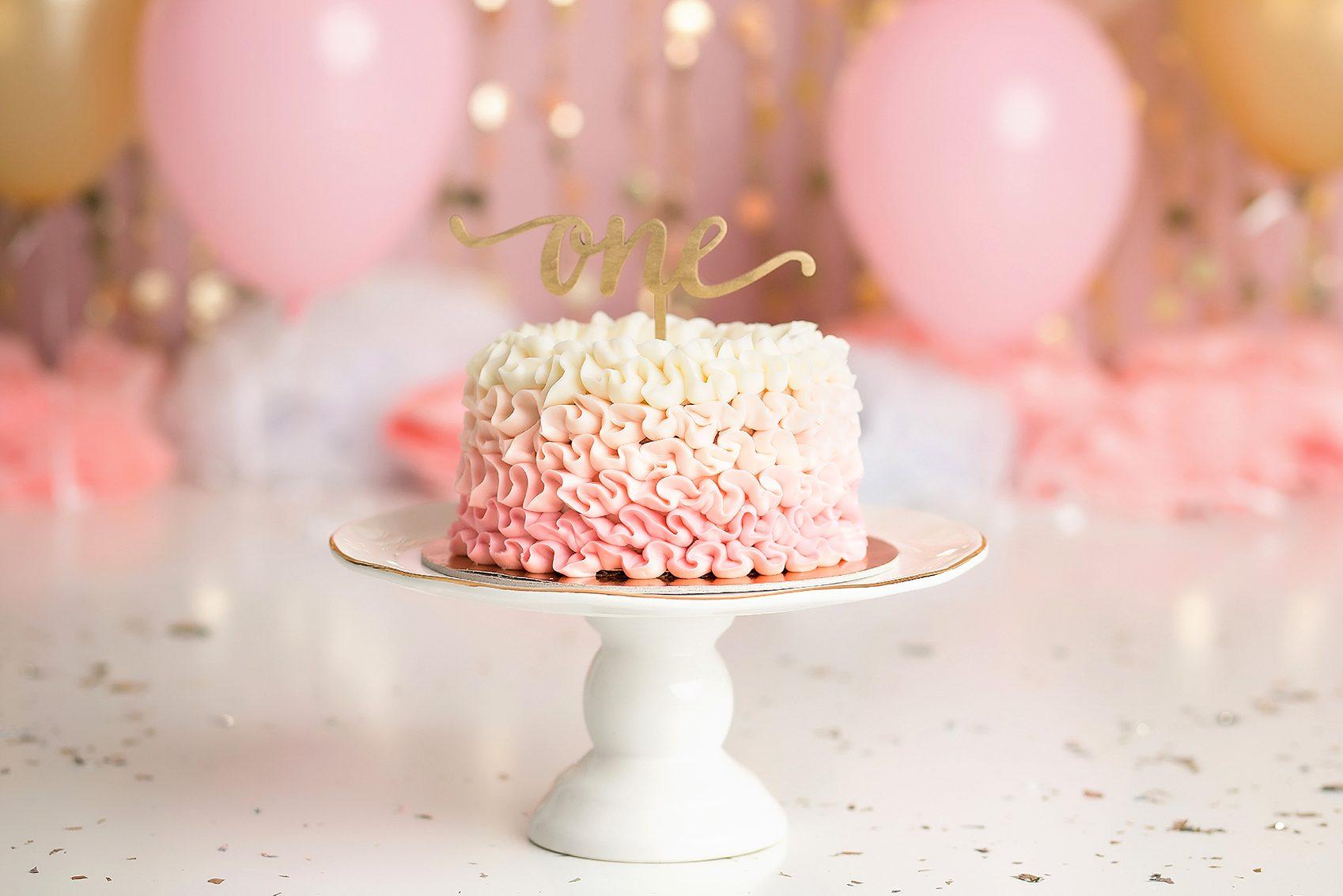 Cake smash - Fotostudio Meggie