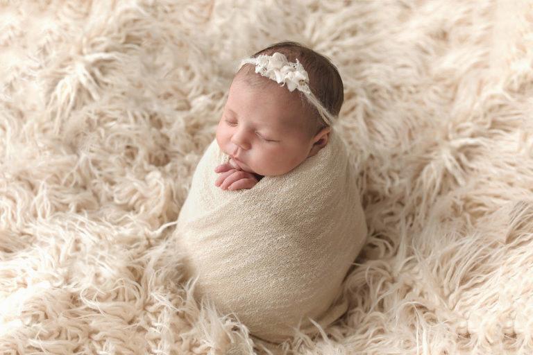 Newborn fotografie - Fotostudio Meggie